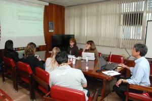 II Reunión en línea de la Red BVS