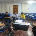 Analisis DAFO del equipo de Nicaragua