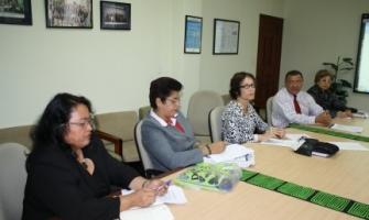 Reunión de la BVS en Panamá. Contribución de Isaías Montilla